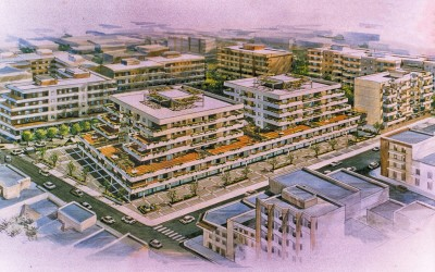 Housing Complex, Andria Italy