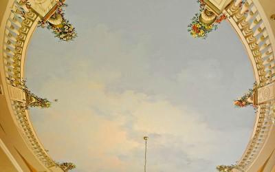 Ceiling Parco dei Pini