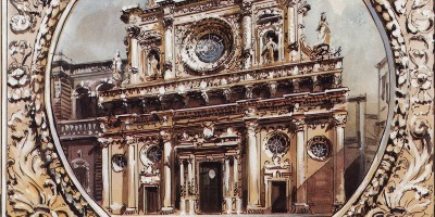 Church of the Holy Cross, Lecce