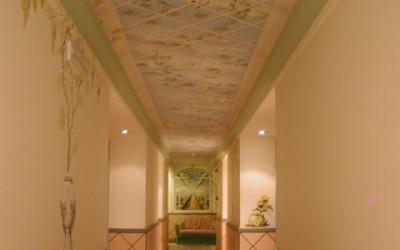 Hallway, Hotel Club