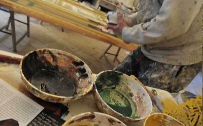 Palette bowls