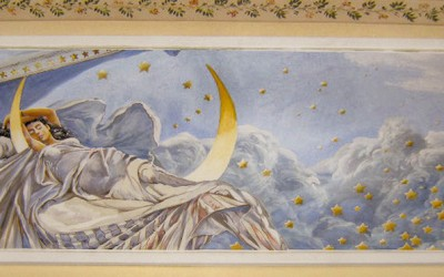 Moonlight panel