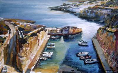 Novaglie Port