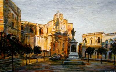 Piazza Pisanelli, Tricase