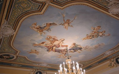 Boucher ceiling