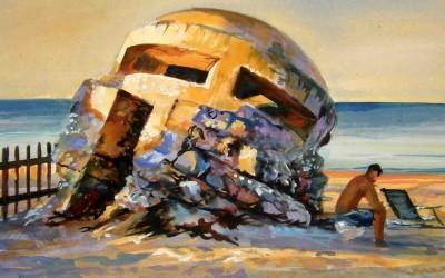 Spiaggiabella Bunker