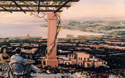 Storyboard Torre del Mito Italy