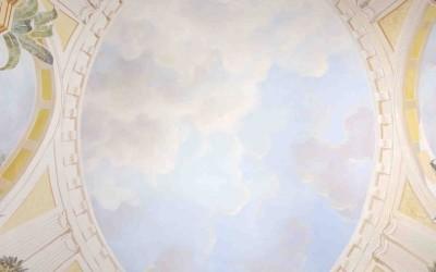 Studio sky ceiling