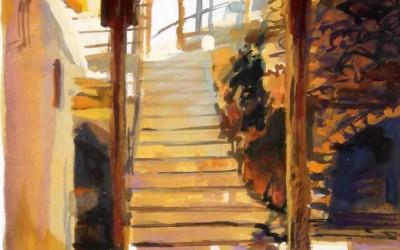 Trabucco Stairs