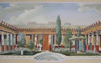 proposal for Pompei room