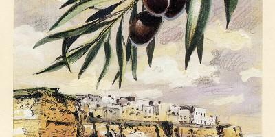 Calendar illustration December