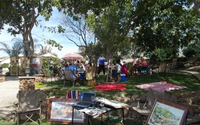 Miner's Leap Craft show