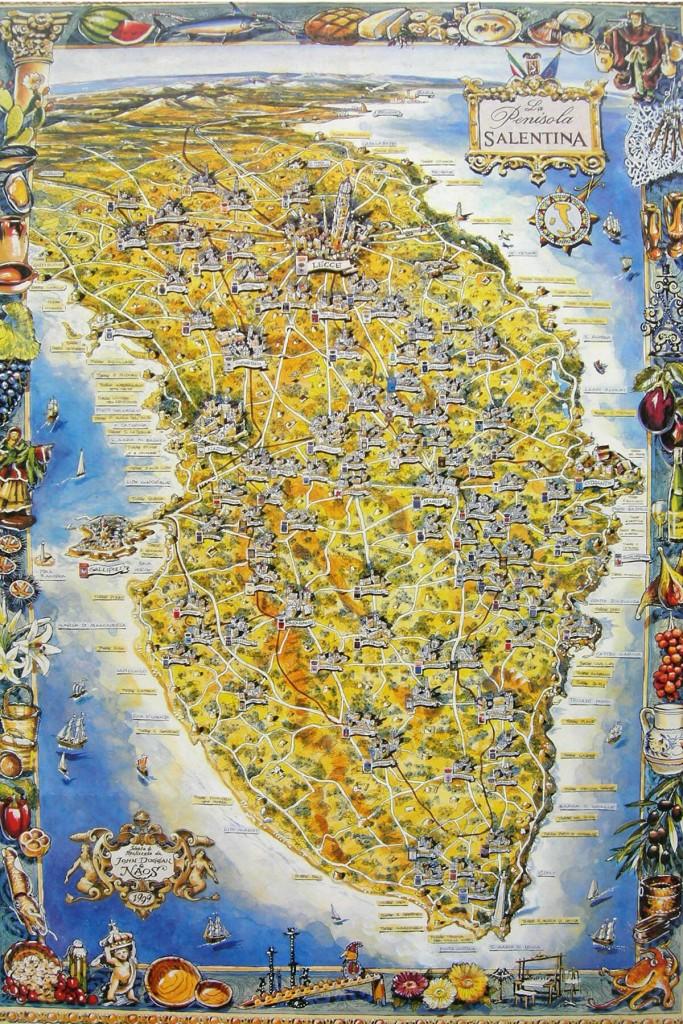 Maps - JohnDugganArt